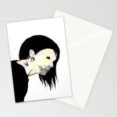 Dragon Tattoo II Stationery Cards