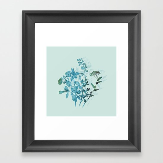 Remember Framed Art Print