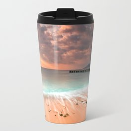 Cannes La Bocca Beach  Travel Mug
