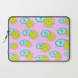 Cute baby design in pink Laptop Sleeve