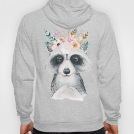 Forest Raccoon by Nature Magick Hoody