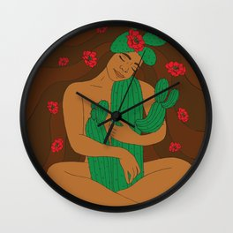 Morena Love Wall Clock