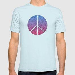 Peace & Pizza T-shirt