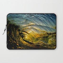 Sunset Barrel ~ Newport Beach Laptop Sleeve