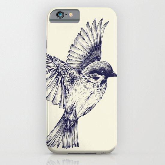 lost bird iPhone & iPod Case