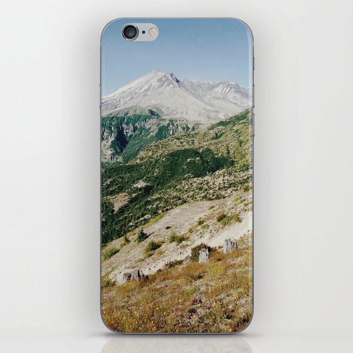 Mt St Helens iPhone Skin