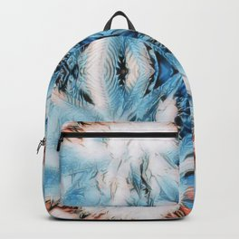 Winter Wonder Weed Backpack