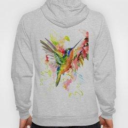 Tropical Hummingbird Hoody