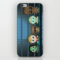 starlord iPhone & iPod Skins featuring GUARDIANS OF THE GALAXY by Chris Thompson, ThompsonArts.com