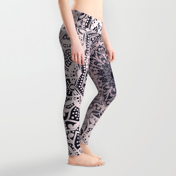 BOHOCHIC GIRL MANDALAS Leggings