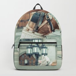Montreal Taxi 2 Backpack