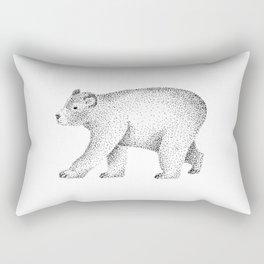 Ursus Americanus Rectangular Pillow