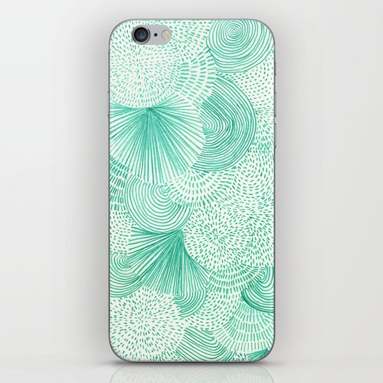Green Fields iPhone & iPod Skin
