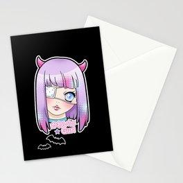 Kawaii Gurl Stationery Cards