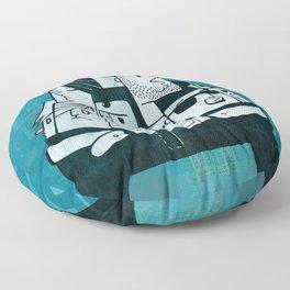 Allfitinone Floor Pillow