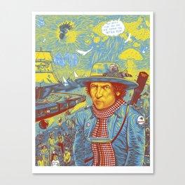 That Thin Wild Mercury Sound Canvas Print