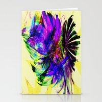 fancy Stationery Cards featuring Fancy by Art-Motiva