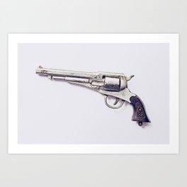 Crime Fighter #2 Art Print