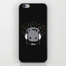 i Am iPhone & iPod Skin