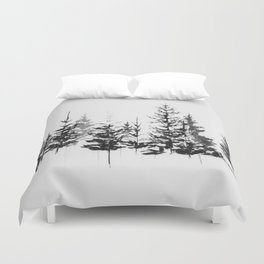 Old Pine II Duvet Cover