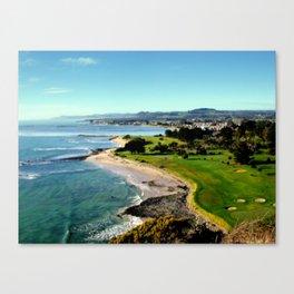 Fossli's Bluff - Tasmania Canvas Print