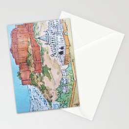 Mehrangarh and the Blue City Stationery Cards