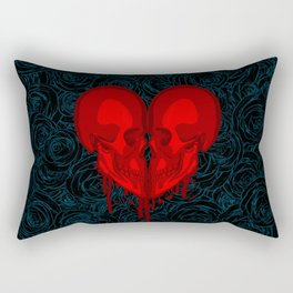 Eternal Valentine Rectangular Pillow