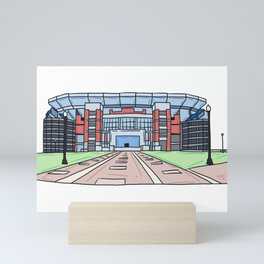 Home of Champions Mini Art Print