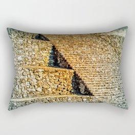 PATTERNS OF HISTORY Rectangular Pillow