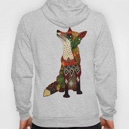 fox love off white Hoody