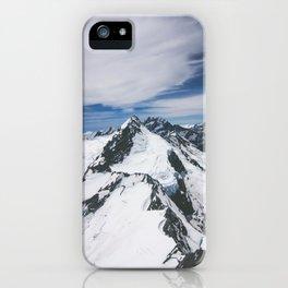 Mount Cook iPhone Case