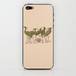 Bird Forest iPhone Skin