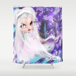 Quiory Shower Curtain