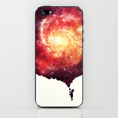 The universe in a soap-bubble! iPhone & iPod Skin