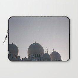 Abu Dhabi adventures; Sheikh Zayed Grand Mosque Laptop Sleeve