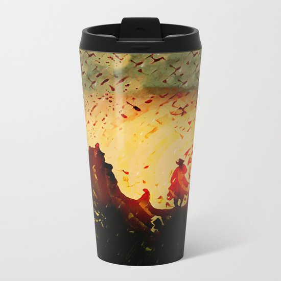 Sundowner Metal Travel Mug