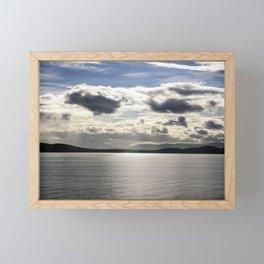 Back to the Island mk4 Framed Mini Art Print