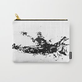 Kayaker in the Fog Carry-All Pouch