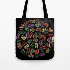 Colorful branches 2 Tote Bag