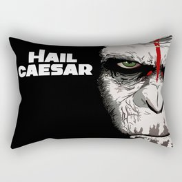 Hail Caesar Rectangular Pillow