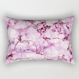 cherry candy Rectangular Pillow