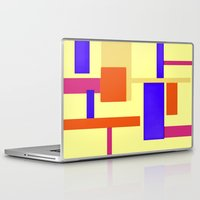 geo Laptop & iPad Skins featuring Geo by lillianhibiscus