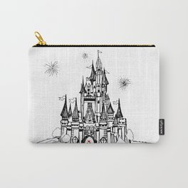 Mouse in Love Carry-All Pouch