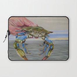 Crab Fingers Laptop Sleeve