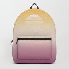 Sunset / Sunrise Gradient III Backpack