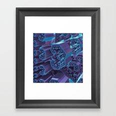 Realm of Pythagoras Framed Art Print