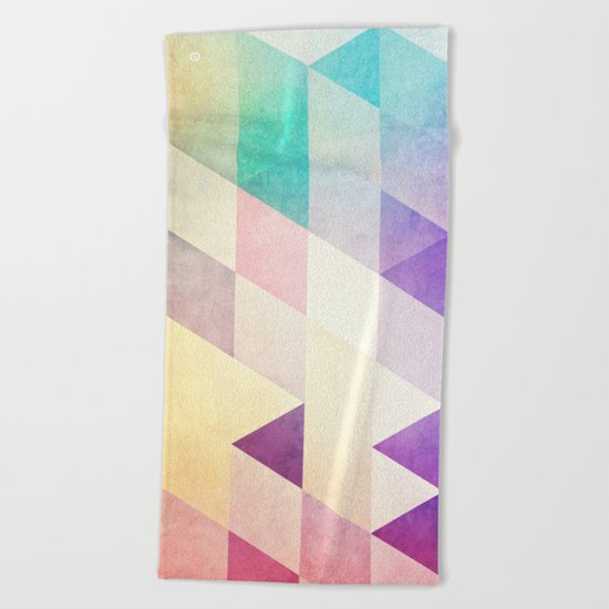 nwws Beach Towel