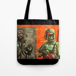 """ He's no good to me dead."" Tote Bag"