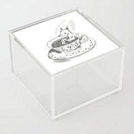 Tea cup Acrylic Box