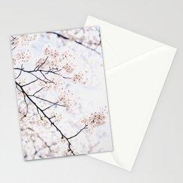 Overexposed Sakura Stationery Cards